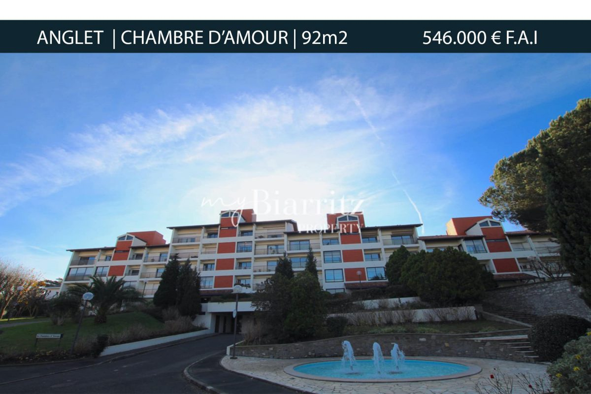 Chambre D Amour Anglet Chambre D Amour 546 000 Mybiarritz