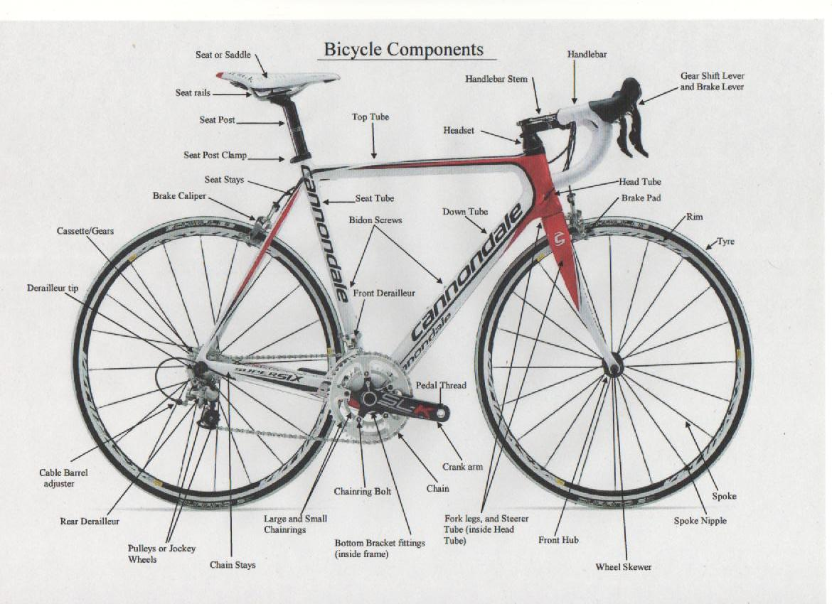 bicycle component terminology explained veloreviews