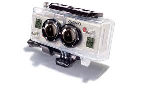 GoPro HD Cameras go 3D!!!!  Official Press Release