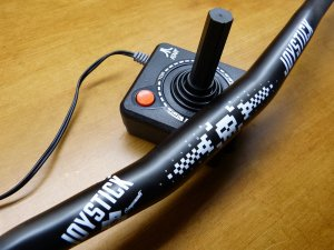 Project 4X: Handle Bars – Joystick Analog Carbon