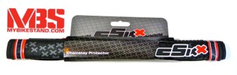 cSixx also sent some tidy chain stay protection.