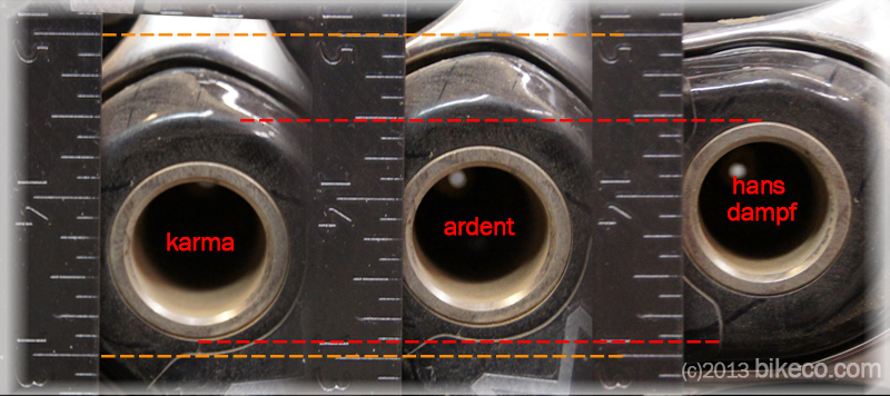 bottom bracket comparison