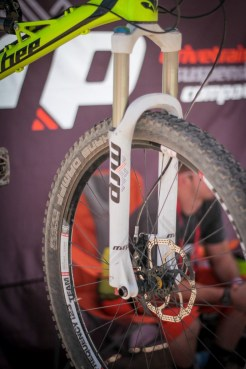 White Brothers renamed to MRP brand and revamped their LOOP forks and added some new goods.