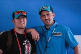 Shimano Joe Lawwill is always one of the coolest guys to hang out with.