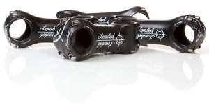 Napalm Carbon Stem Weight: 91g (90mm length) Length: 90mm, 100mm, 110mm, 120mm