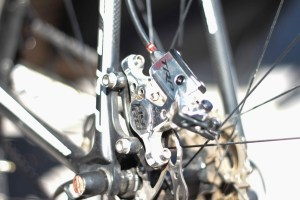 TRP road Disk brakes = SICK