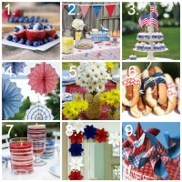 decorating ideas for memorial day - 28 images - patriotic ...