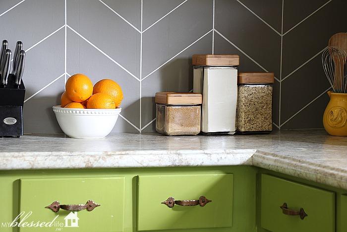 myra likes add pops color home kitchen tile backsplash