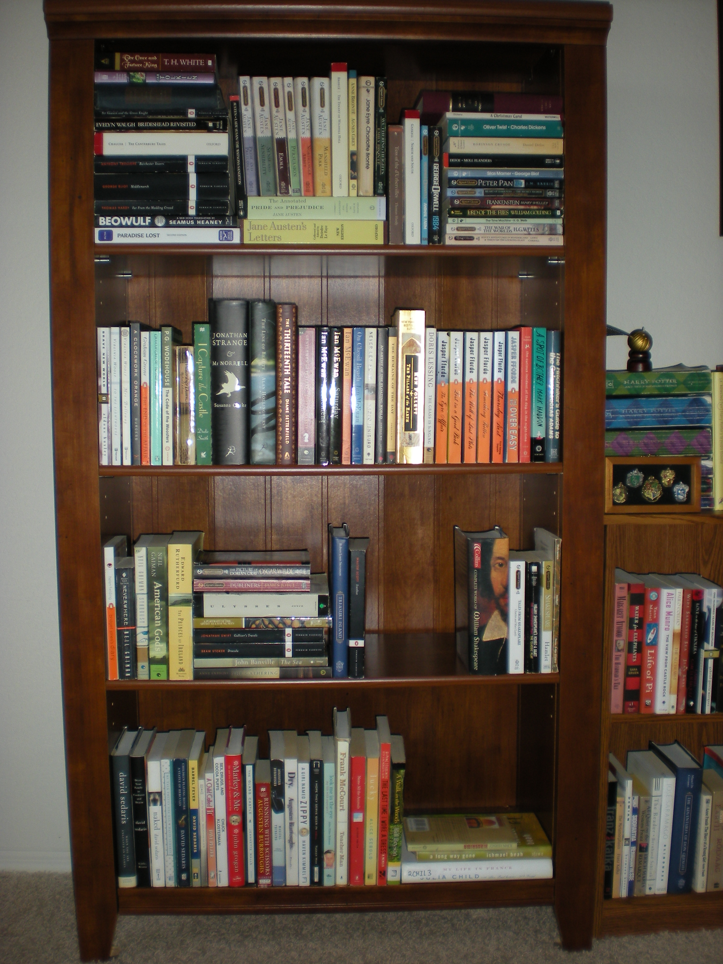 May 2009 My Books My Life