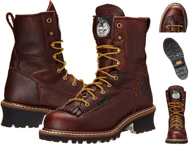 Worlds Best Logger Boots On The Market Today