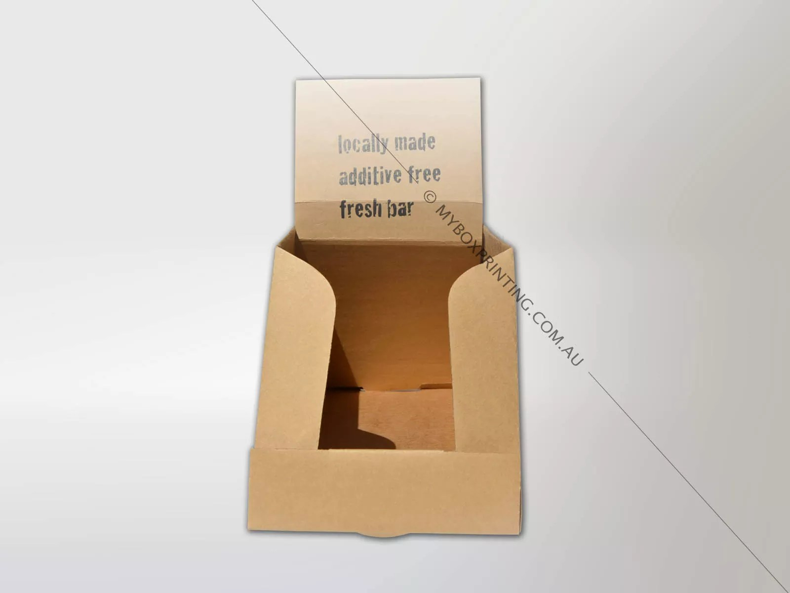 Free Cardboard Boxes Melbourne Display Boxes Branded Table Top Display Boxes My Box Printing