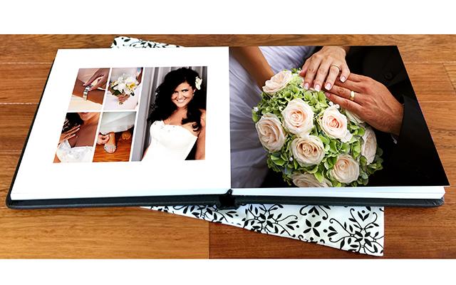 DIY Wedding Photo Albums