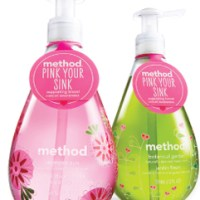 Pink Your Sink Method Hand Wash