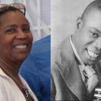 Louis Armstrong Child Sharon Preston Folta