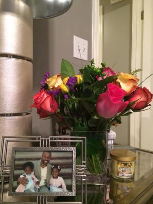 Flowers From My Husband