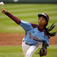 Mo'ne Davis Throws Like a Girl