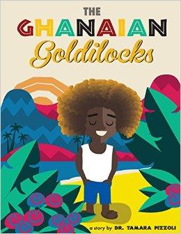 The Ghanaian Goldilocks Cover