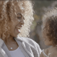 Love Your Curls Dove Campaign
