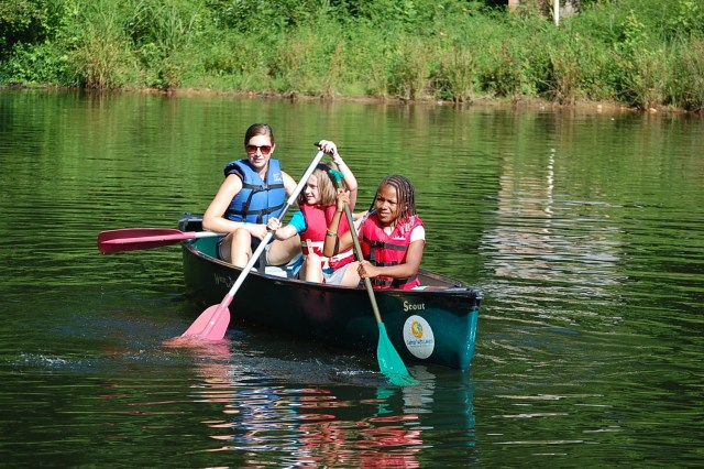 Muscular Dystrophy Association Canoe