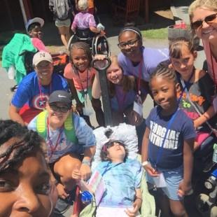 Muscular Dystrophy Association MDA Camp