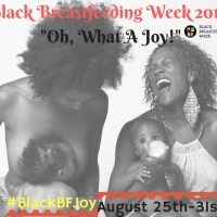 Black Breastfeeding Week 2016