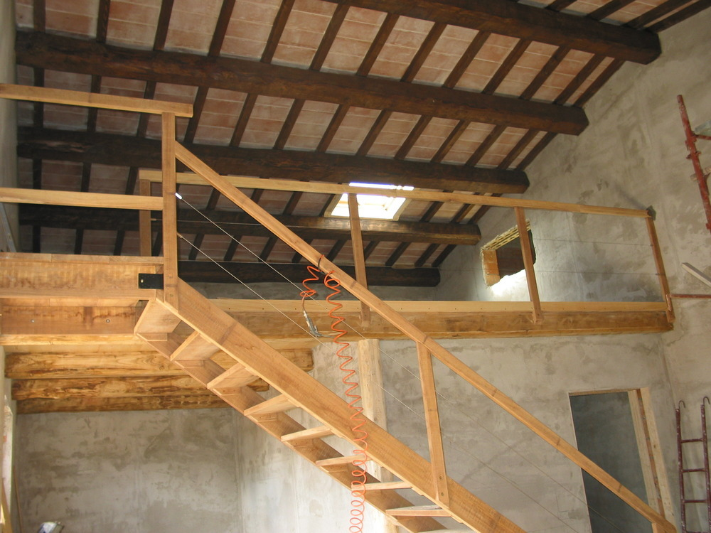 21 Photos Of Wooden Mezzanine Home Living Now 41047