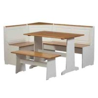 L Shaped Kitchen Bench Table - Home Christmas Decoration
