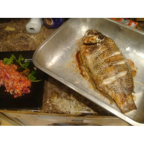 Medium Crop Of How To Grill Tilapia