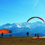 Grenoble_parapentes ∏ Pierre Jayet