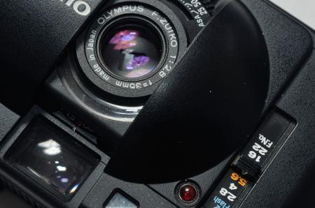 Olympus 35mm Lens