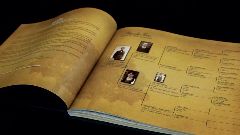 FREE MyCanvas Course via Ancestry Academy - MyCanvas - how to make a family tree book
