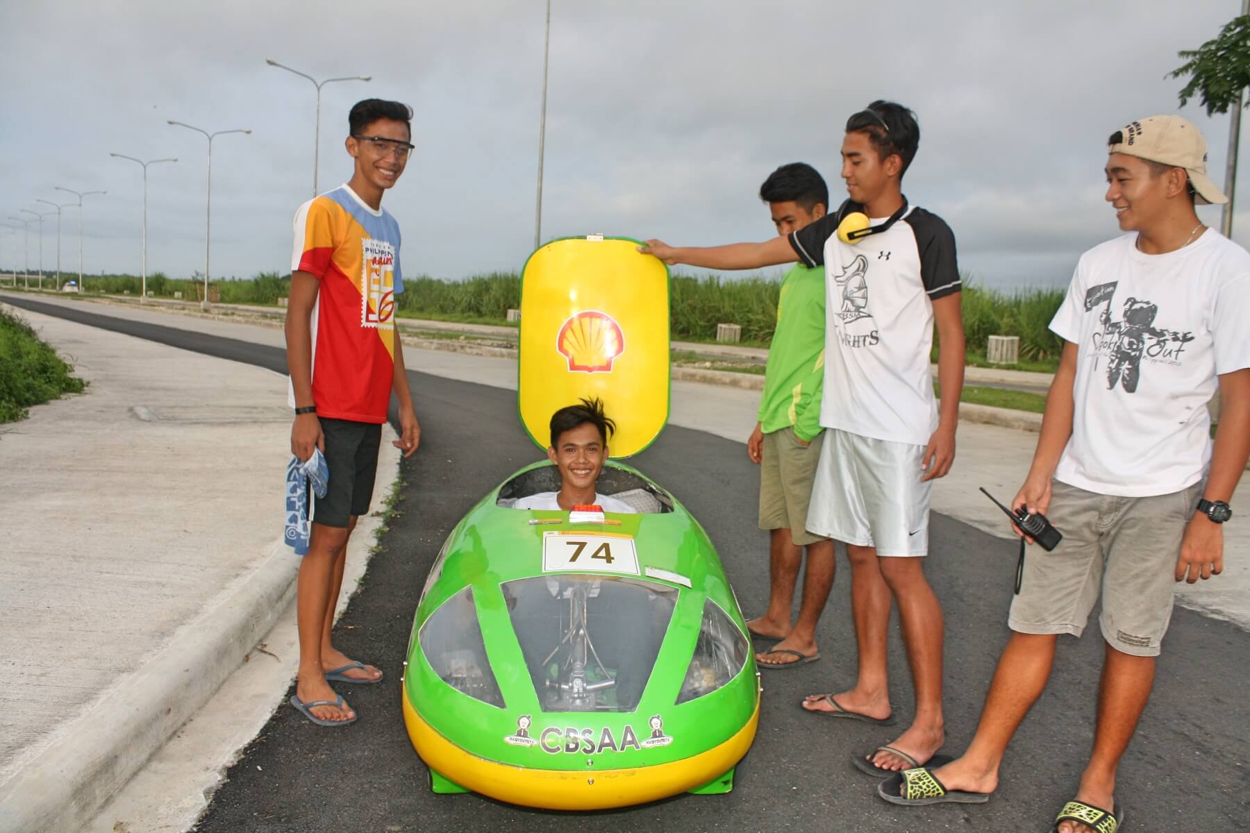 Most Economical Cars To Run High School Team From Bogo City To Compete In Singapore