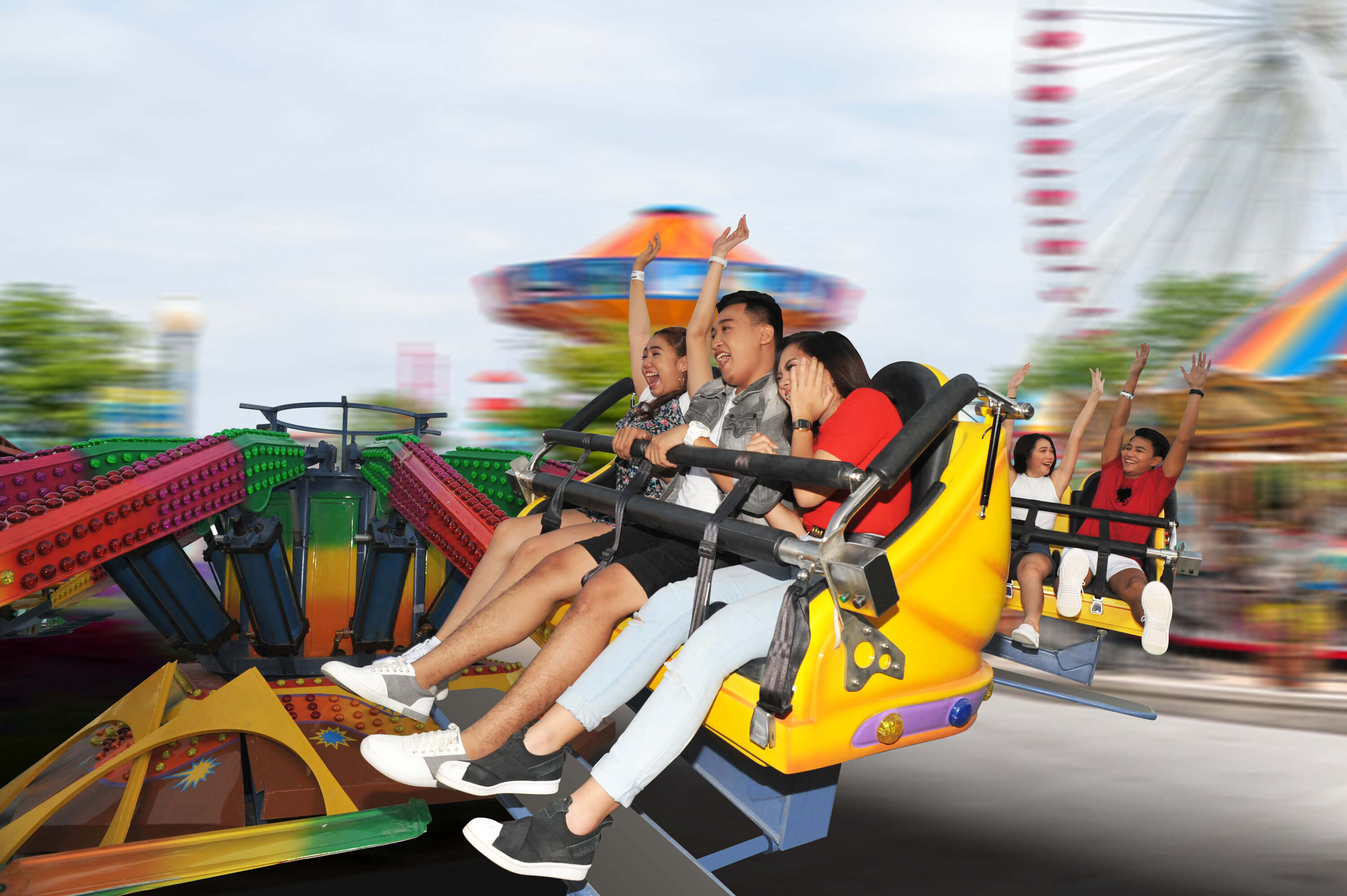 Парк мира Anjo World Theme Park Opens In Minglanilla Cebu Today