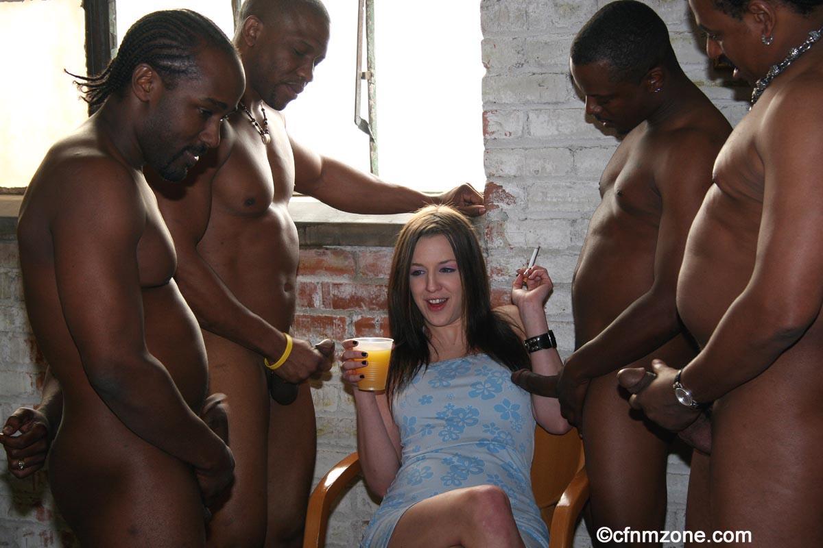 cfnm women fondling men