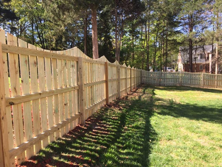 Top Fence Contractor In Charlotte Nc Sunrise Fence Llc