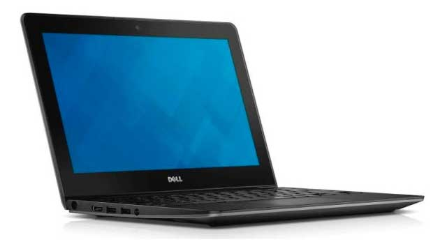 PRISE EN MAIN DU CHROMEBOOK 11 DE DELL
