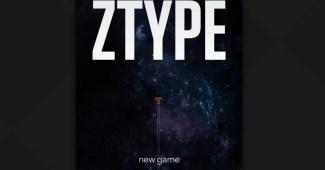 Ztype le jeu de saisie clavier sur Chrome