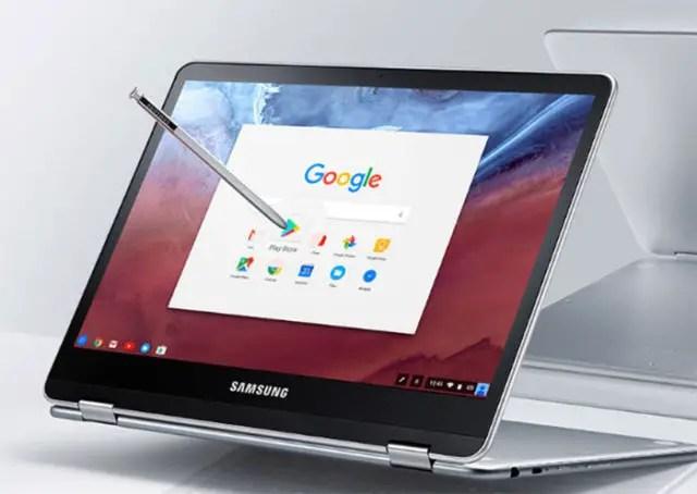 Samsung sur le point de lancer le Chromebook PRO