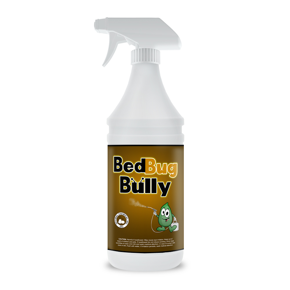 Sprays For Bed Bugs Bed Bug Bully 32 Oz