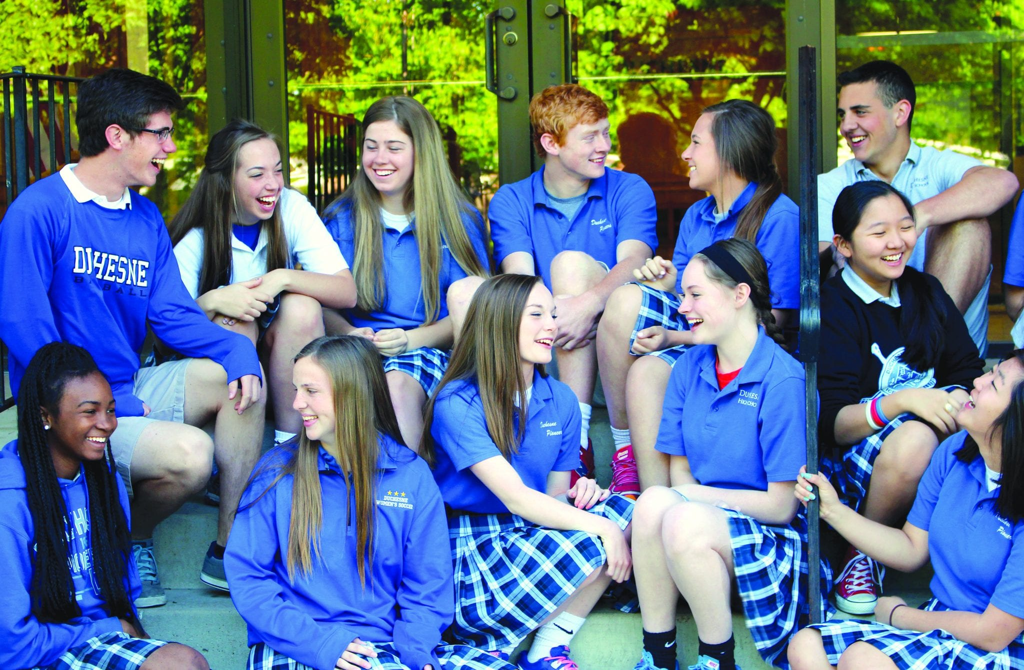 Duchesne High School House Raffle Increase In Enrollment Community News