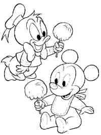 Baby Disney coloring pages. Free PrintableBaby Disney ...