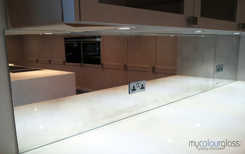 Mirror Splashbacks And Mirrors In The Uk At Mycolourglass