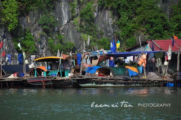 halong-bay-village