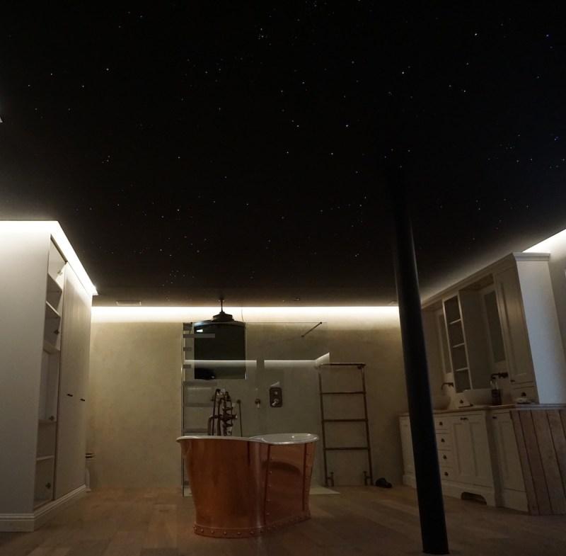 Large Of Fiber Optic Star Ceiling