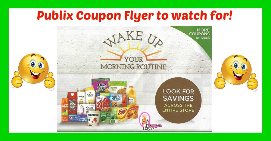Publix Coupons! Wake Up Your Morning Routine! ·