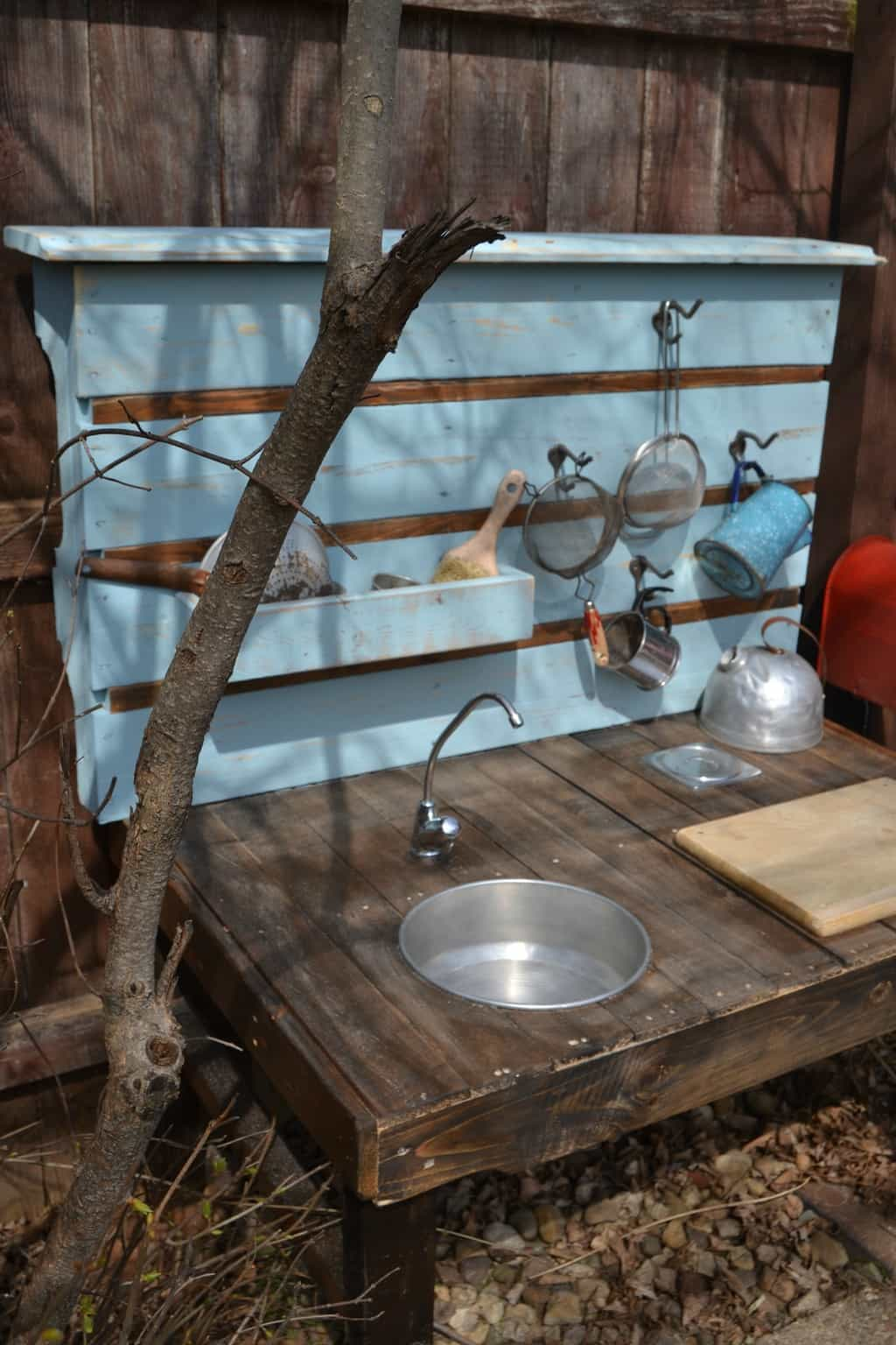 Outdoor Küche Do It Yourself Diy Pallet Mud Kitchen My Creative Days