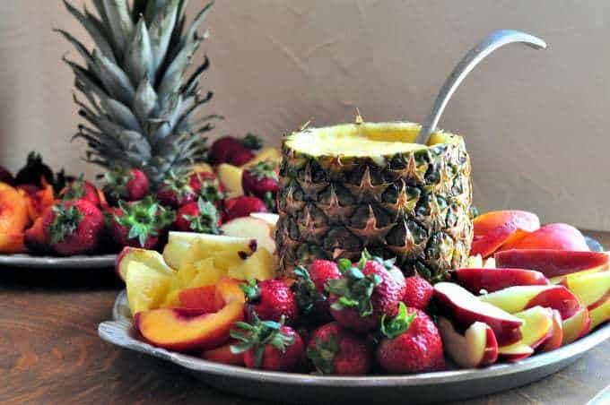 Fruit Dip Recipe Orange Fruit Dip Recipe Cultured Palate