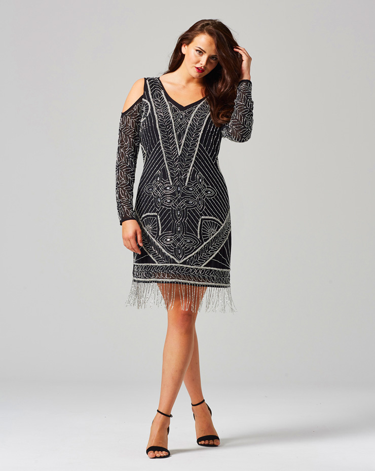 Shopping Guide: 2016 Plus Size Holiday Party dresses