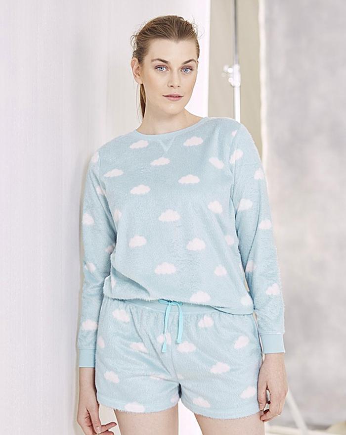 pajama-short-set-plussize