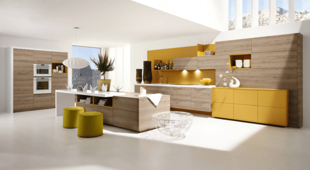 Kitchen design ideas my daily magazine architecture Modern kitchen design magazine